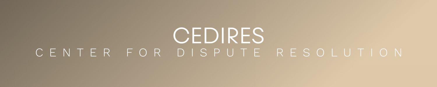 CEDIRES - Center for Dispute Resolution